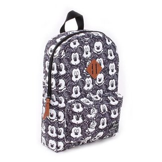 "Disney's Fashion Rugzak Mickey Mouse My Little Bag ""Black""   Disney's Fashion"