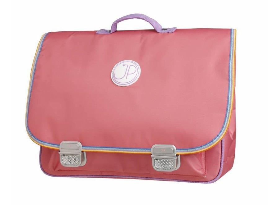 Schooltas / Boekentas LARGE Pink | JP