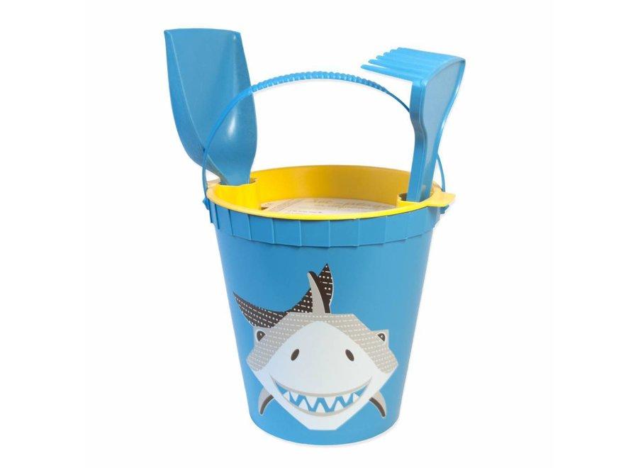 Set strandspeelgoed haai   Coq En Pâte