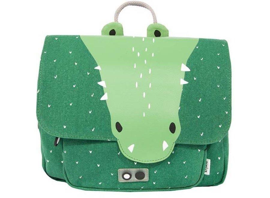 Kleuterboekentasje Mr. Crocodile | Trixie Baby