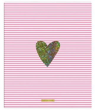 PIP studio Ringmap Pink Heart   Little Diva