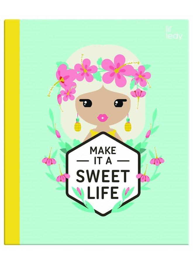 Ringmap Sweet life | Lil' Ledy