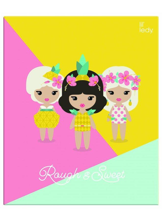 Ringmap Raugh & Sweet | Lil' Ledy