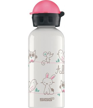 Sigg Drinkfles All my Friens Wit  0,4L | Sigg