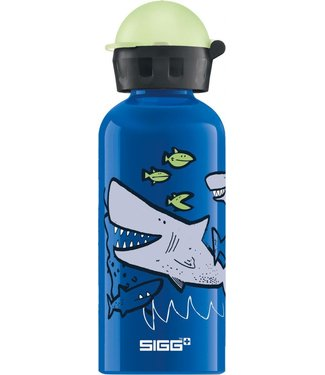Sigg Drinkfles Haaien blauw  0,4L | Sigg