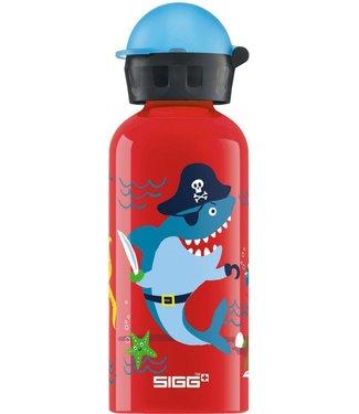 Sigg Drinkfles Onderwater rood  0,4L | Sigg