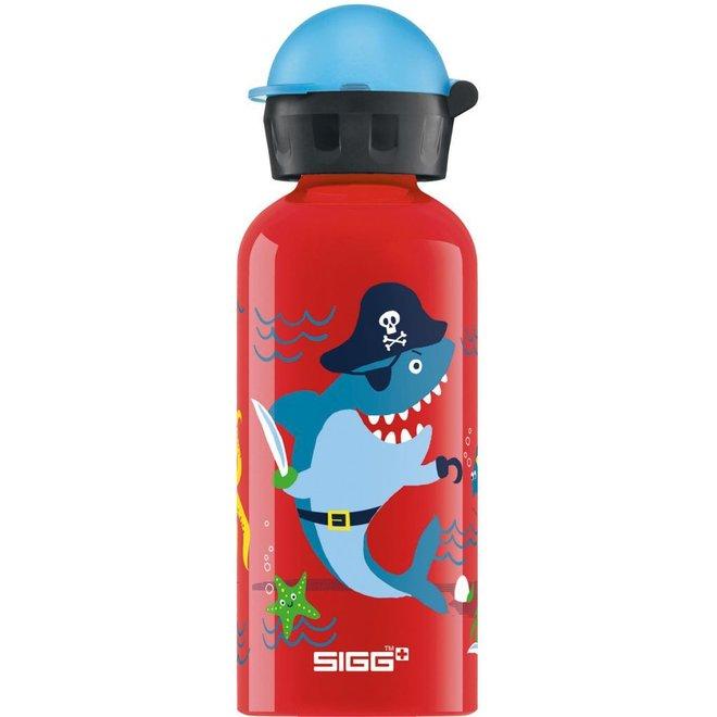 Drinkfles Onderwater rood  0,4L | Sigg
