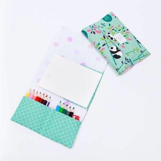 Tiny Magic Kleurboekje Panda | Tiny Magic