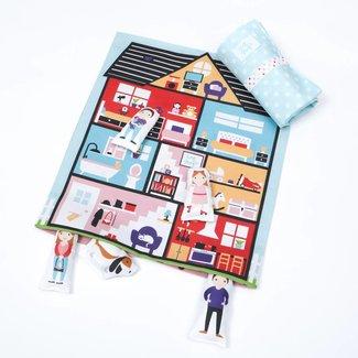 Tiny Magic Tiny Dollhouse stippen | Tiny Magic