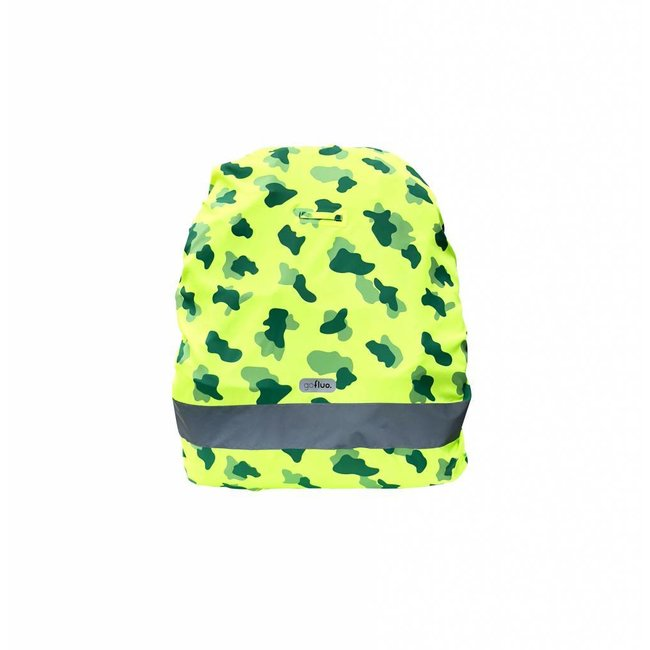 2d477732a0a Cammi Greenish Rugzak cover   Go Fluo - Kids with Flair