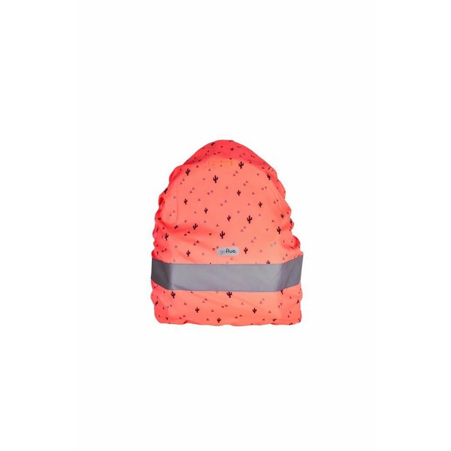 2bb3e9cff55 Flo Coral Rugzak cover   Go Fluo - Kids with Flair