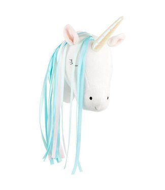 Sass & Belle Wanddecoratie Betty Rainbow Unicorn | Sass & Belle