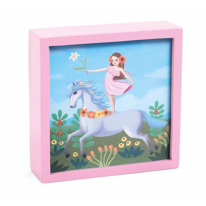 Djeco   Magisch Nachtlampje - Fairy Unicorn
