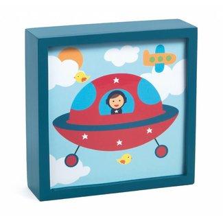 Djeco Djeco | Magisch Nachtlampje - Polo Space