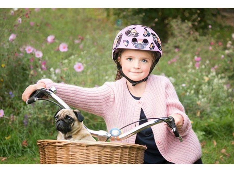 Skate- & Fietshelm hondje | Mini Hornit
