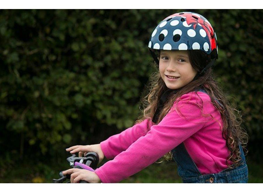 Skate- & Fietshelm Strikje | Mini Hornit
