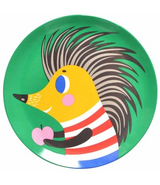 Petit Monkey Bord Hedgehog groen  | Petit Monkey