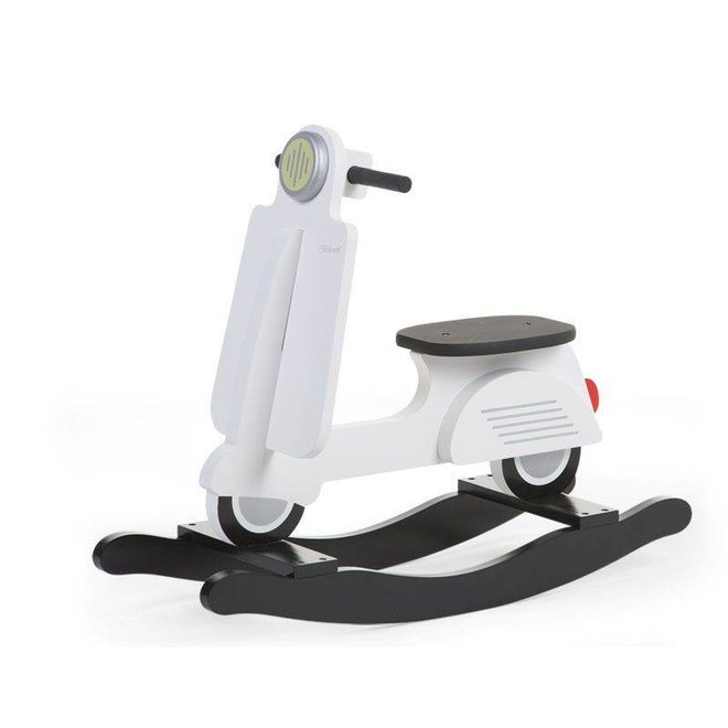 Schommel Scooter Wit |  Childhome