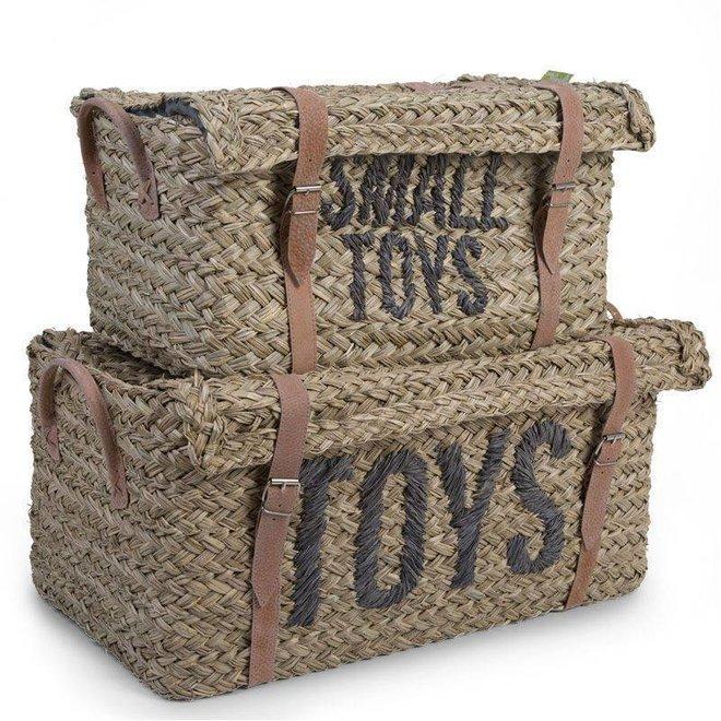 "Opbergmanden ""Toys & Little Toys"" | Childhome"