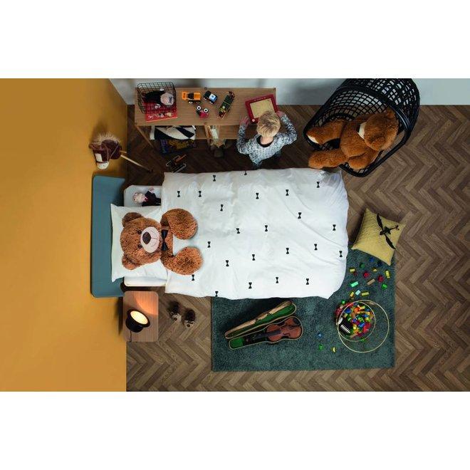 Flannel Dekbedovertrek Beertje Teddy | Snurk