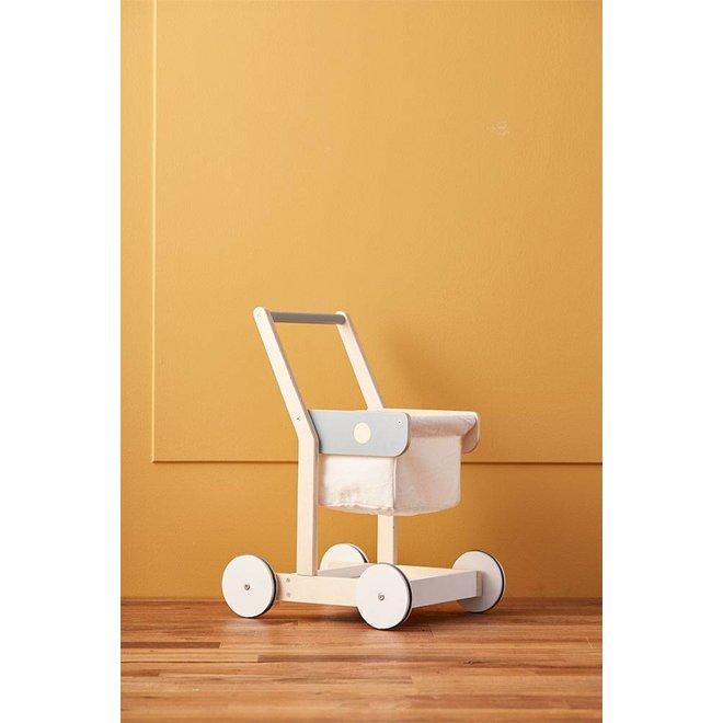 Houten Winkelwagentje | Kid's Concept