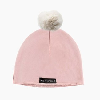House of Jamie Mutsje  Pom Pom - Powder Pink | House of Jamie