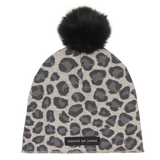 House of Jamie Mutsje Pom Pom - Rocky Leopard | House of Jamie