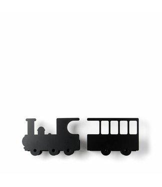 "Tresxics Boekenplank  ""Zwarte trein""  | Tresxics"