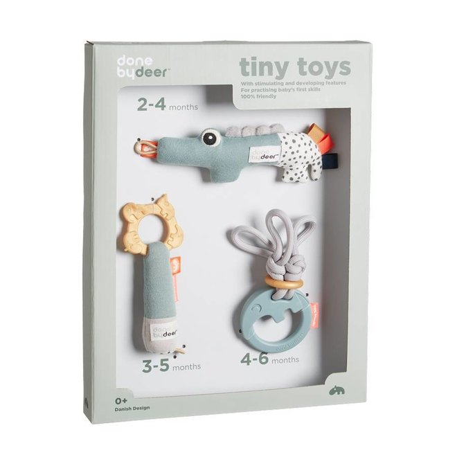 Tiny Toys - Giftset of 3 | Done by Deer