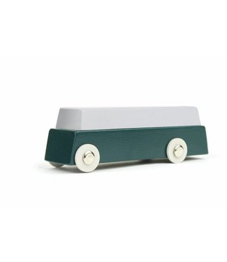 Ikonic Toys Houten autootje #4 | Ikonic Toys