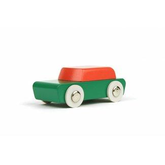 Ikonic Toys Houten autootje #1 | Ikonic Toys