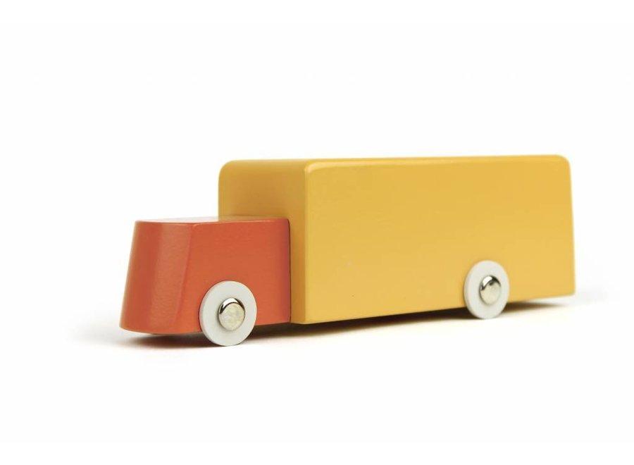 Houten autootje #6 | Ikonic Toys