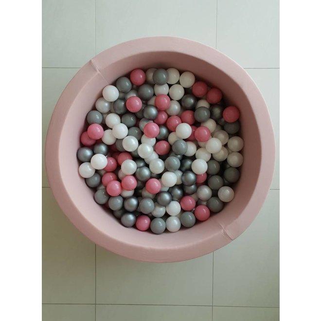 Ballenbad Pink  + 200 ballen  | MiiiMi