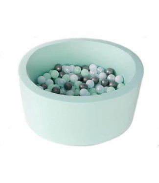 MiiiMi Ballenbad Mint  XL + 200 ballen | MiiiMi