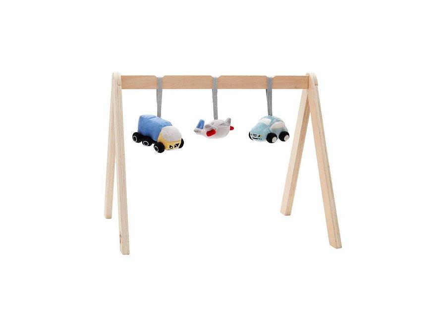Baby Gym Speeltjes Voertuigen | Kid's Concept