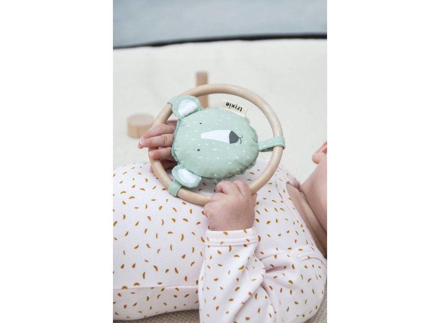 """Baby Rammelaar """"Ijsbeer""""   Trixie Baby"""