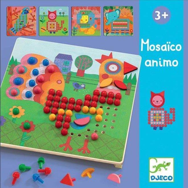 Mosaïco Animo | | Djeco