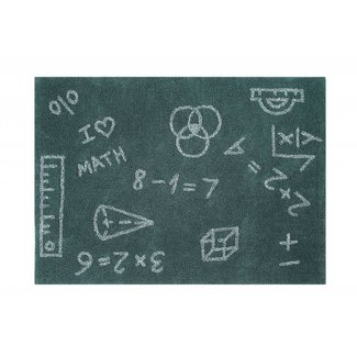 Lorena Canals Tapijt I Love Maths | Lorena Canals
