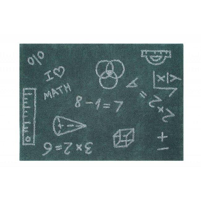 Tapijt I Love Maths 140x200 cm   Lorena Canals