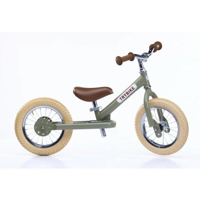 Skate- & fietshelm Vintage Groen   Coconuts