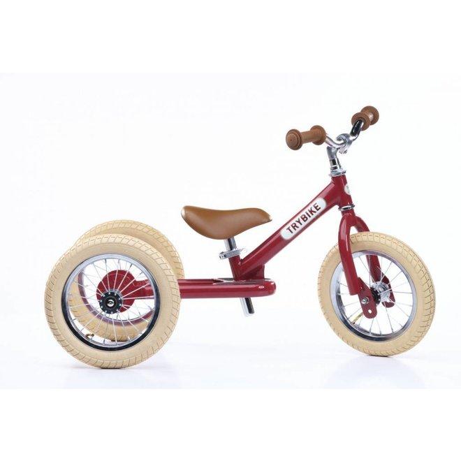 Skate- & fietshelm Vintage Rood | Coconuts