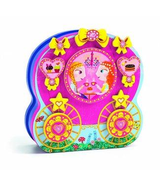 Djeco Magnetisch Spel Inzebox Carrossimo| Djeco