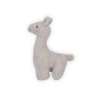 Jollein Knuffel Lama Grey | Jollein