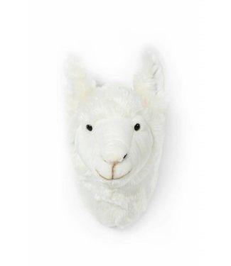 Wild & Soft Dierenkop Trophy Lama Lily | Wild & Soft