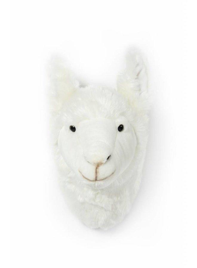 Dierenkop Trophy Lama Lily | Wild & Soft