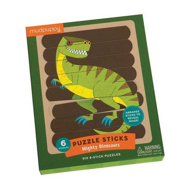 "Puzzel ""Mighty Dinosaurs""   Mudpuppy"