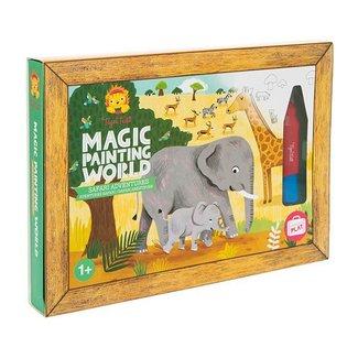 Tiger Tribe Magic Painting World - Safari Adventures | Tiger Tribe