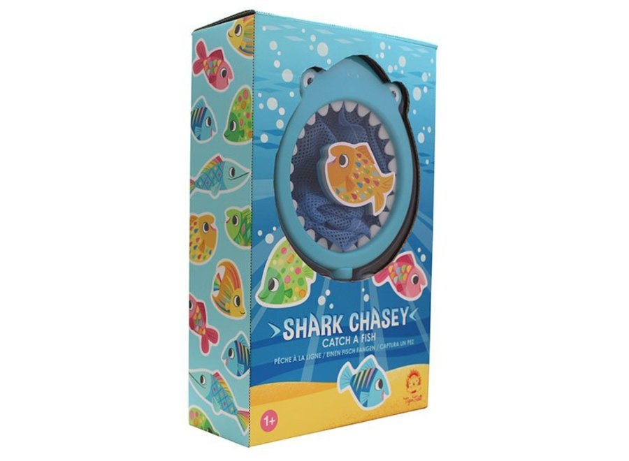 Badspeelgoed Shark Chasey | Tiger Tribe