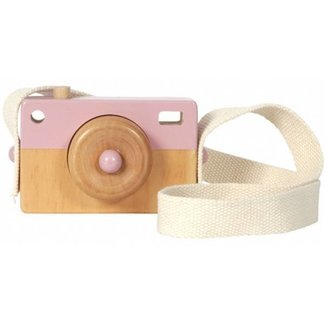 Little Dutch Houten Fotocamera Roze| Little Dutch