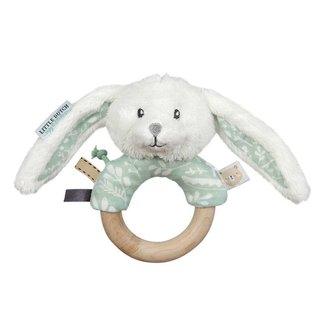 Little Dutch Ringrammelaar Konijn Mint | Little Dutch